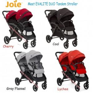 Joie - Evalite Duo Tandem Stroller