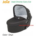 Joie – Chrome Carry Cot Onyx