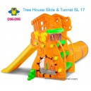 Ching Ching –Tree House Slide & Tunnel SL 17