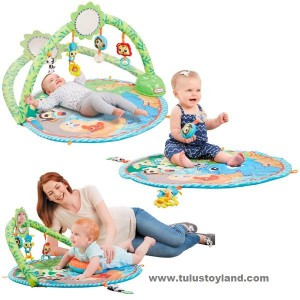 Little Tikes - Sway  n Play Activity Gym d9ebed3de0