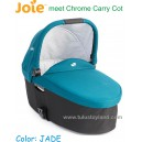 Joie – Chrome Carry Cot Jade