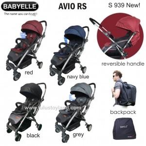 Babyelle – Avio RS Stroller S939