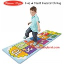 Melissa & Doug - Hop and Count Hopscotch Rug