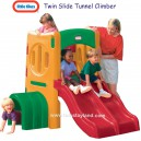 Little Tikes - Twin Slide Tunnel Climber