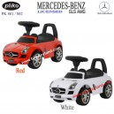 Pliko - Ride On 802 Mercedes Benz SLS AMG