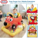 Little Tikes - Cozy Coupe 3 in 1 Mobile Entertainer