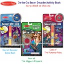 Melissa & Doug - On the Go Secret Decoder Activity Book