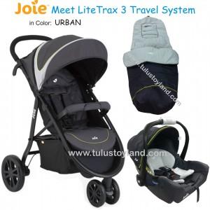 Joie - LiteTrax 3 Travel System