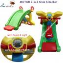 Labeille – Motor 2 in 1 Slide n Rocker KC1001