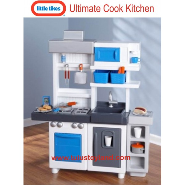 Little Tikes Ultimate Cook Kitchen Jual Dapur Dapuran Anak