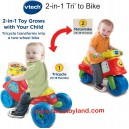 Vtech – 2 in 1 Tri To Bike