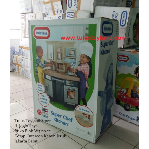 Little Tikes Super Chef Kitchen | Role Play Kitchen