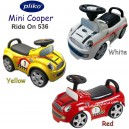 Pliko - Ride On 536 Mini Cooper