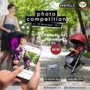 Launching Produk Baru - Babyelle Orbit Stroller