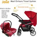 Joie – Extoura Travel System