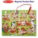 Melissa & Doug – Magnetic Number Maze