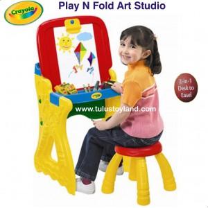 Crayola - Play 'n Fold Art Studio