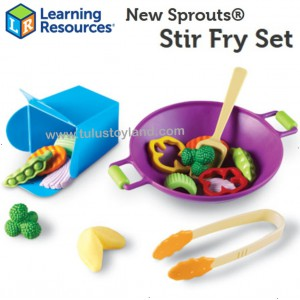 Learning Resources - Stir Fry Set
