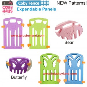 Coby Haus – Coby Fence Expendable Panels