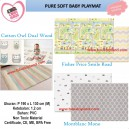 Coby Haus – Coby Mat Soft Playmat (M)