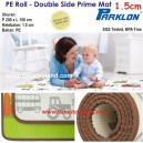 Parklon - PE Roll Double Side Prime Mat 1.5 cm