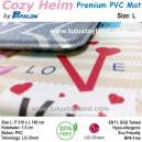 Cozy Heim – Premium PVC Mat by Parklon (Size L)