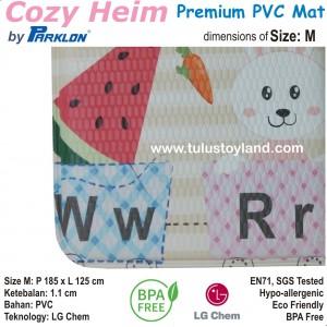 Cozy Heim – Premium PVC Playmat by Parklon (M)