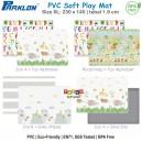 Parklon – PVC Soft Mat Playmat (Size XL)
