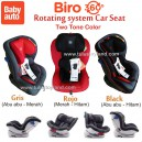 BabyAuto – BIRO 360 Rotation Car Seat