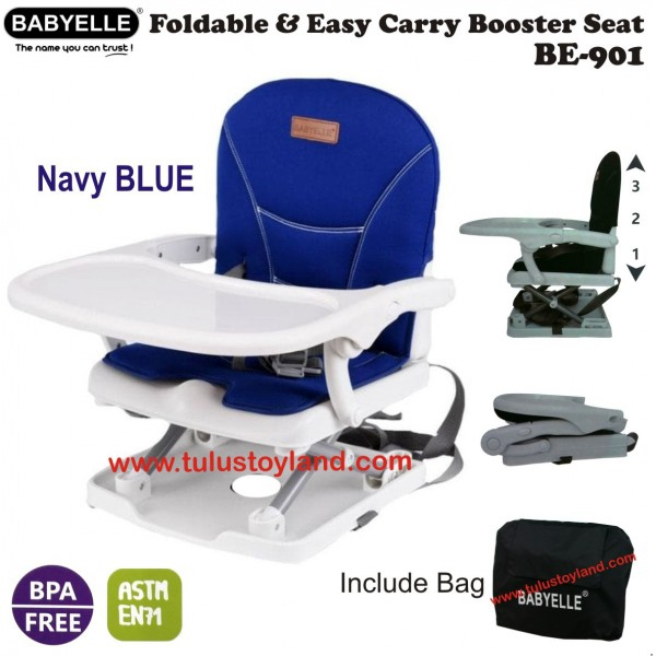 65c99416e675 Babyelle - Foldable Booster Seat BE901