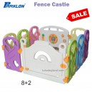 Parklon - Fence Castle 8+2 New