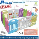 Parklon - Fence Classic 10+2 New Upgraded