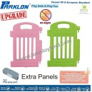 Parklon - Fence Extension Ekstra Panel New Upgraded