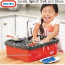 Little Tikes - Splish, Splash Sink and Stove