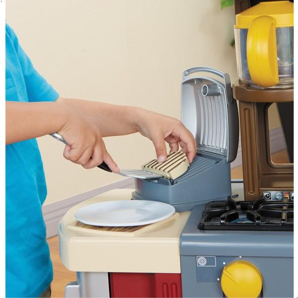 Little Tikes Kitchen And Restaurant Mainan Dapur Masak Dan Restoran Anak
