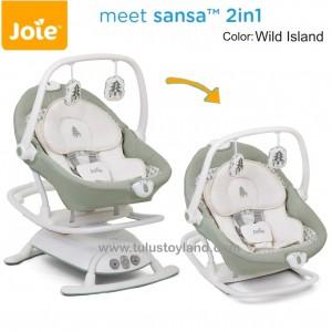 Joie - Meet Sansa 2in1 Glider and Rocker