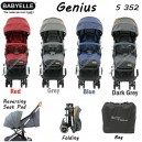 Babyelle – Genius Stroller Reversible Pad S352