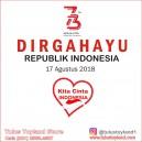 Ulang Tahun ke 73 Republik Indonesia