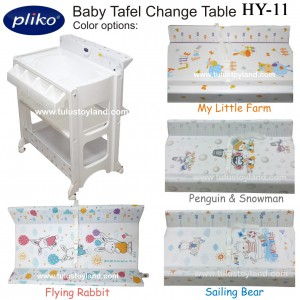 Pliko Baby Tafel Hy11 Change Table With Bathtub