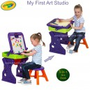 Crayola - My First Art Studio Easel Desk