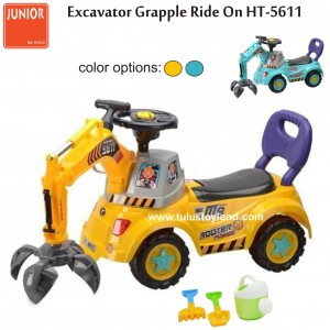 Junior by Child – Eskavator Capit Ride On HT-5611