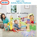 Little Tikes Light 'n Go - Activity Garden Treehouse