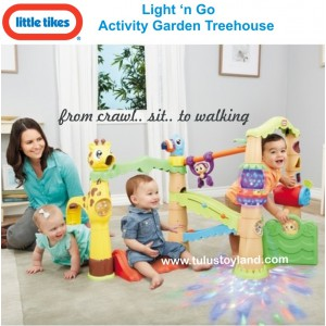 Little Tikes Light 'n Go - Activity Garden Treehouse