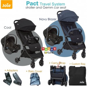 Joie – Meet Pact Travel System