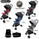Babyelle  - Mini Capsule Plus Stroller S-311