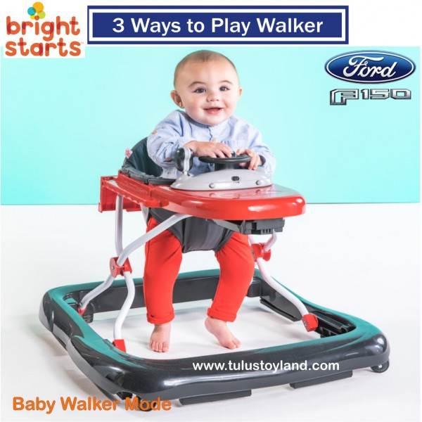 4971da16bad6 Bright Starts 3 Ways to Play Walker Ford F-150