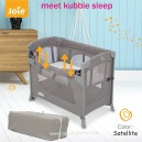 Joie Meet Kubbie Sleep Travel Cot