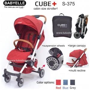 Babyelle - Cube PLUS Stroller S375