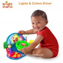 Bright Starts – Lights and Colors Driver