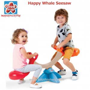 Grow n Up - Happy Whale Seesaw